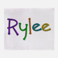 Rylee Play Clay Throw Blanket