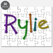 Rylie Play Clay Puzzle
