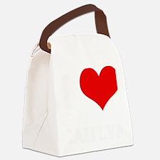CAITLYN Canvas Lunch Bag