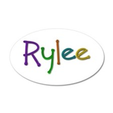 Rylee Play Clay Wall Decal