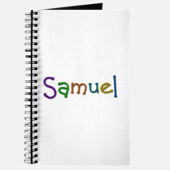 Samuel Play Clay Journal