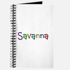 Savanna Play Clay Journal