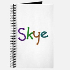 Skye Play Clay Journal