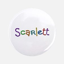Scarlett Play Clay Big Button 100 Pack