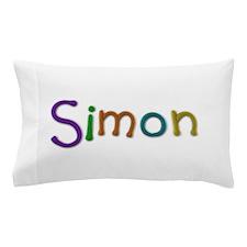 Simon Play Clay Pillow Case