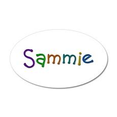 Sammie Play Clay Wall Decal