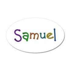 Samuel Play Clay Wall Decal