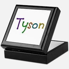 Tyson Play Clay Keepsake Box