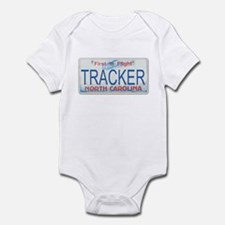 North Carolina Tracker Infant Bodysuit