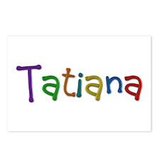 Tatiana Play Clay Postcards 8 Pack