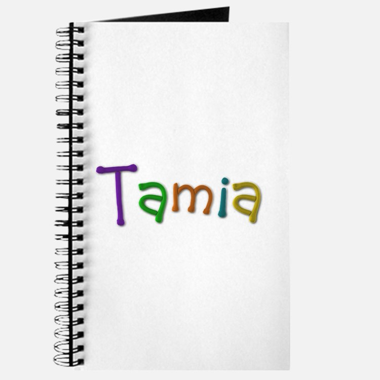Tamia Play Clay Journal