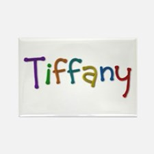 Tiffany Play Clay Rectangle Magnet 10 Pack