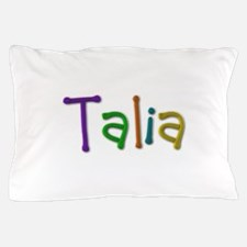 Talia Play Clay Pillow Case
