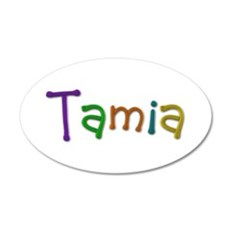 Tamia Play Clay Wall Decal