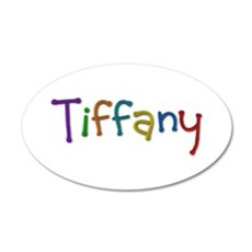 Tiffany Play Clay Wall Decal