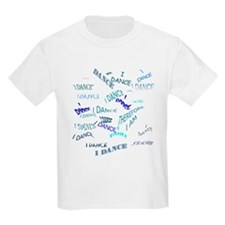 I Dance, Therefore, I Am ! T-Shirt