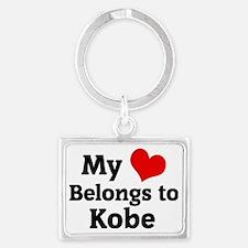 Kobe Landscape Keychain
