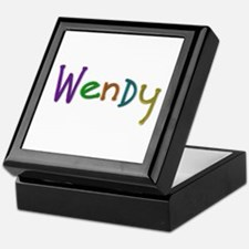 Wendy Play Clay Keepsake Box