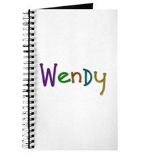 Wendy Play Clay Journal