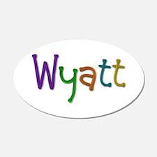 Wyatt Play Clay Wall Decal