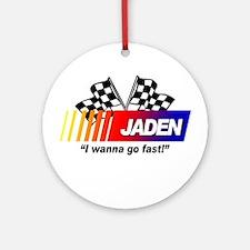 Racing - Jaden Ornament (Round)