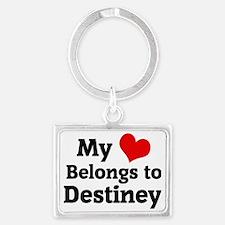Destiney Landscape Keychain