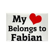 Fabian Rectangle Magnet
