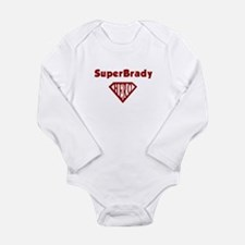 Super Hero Brady Body Suit