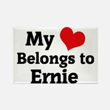 Ernie Rectangle Magnet