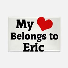 Eric Rectangle Magnet