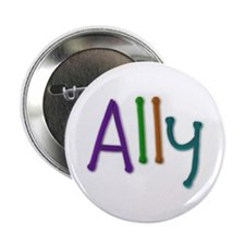 Ally Play Clay Button 10 Pack