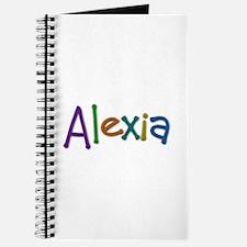 Alexia Play Clay Journal