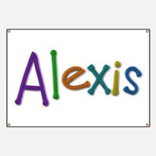 Alexis Play Clay Banner