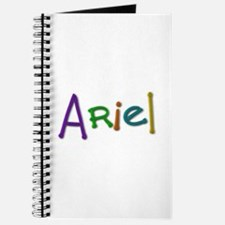 Ariel Play Clay Journal