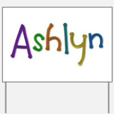 Ashlyn Play Clay Yard Sign