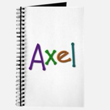 Axel Play Clay Journal