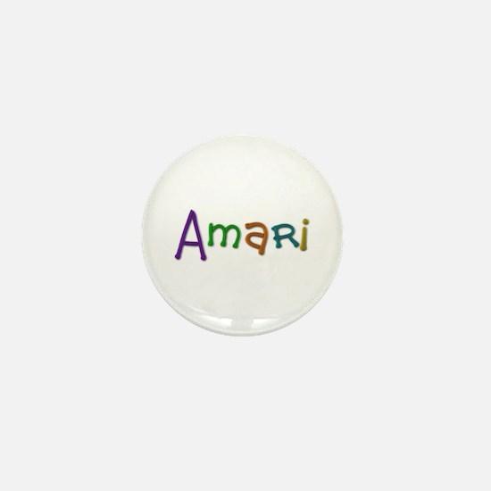 Amari Play Clay Mini Button