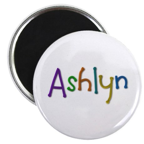 Ashlyn Play Clay Round Magnet 100 Pack