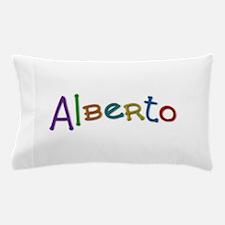 Alberto Play Clay Pillow Case