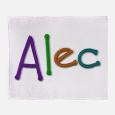 Alec Play Clay Throw Blanket