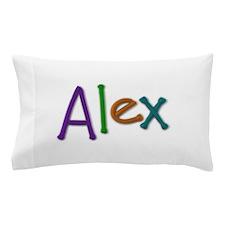 Alex Play Clay Pillow Case