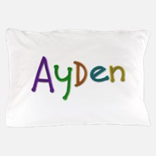 Ayden Play Clay Pillow Case