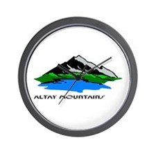 Altay MountainsWall Clock