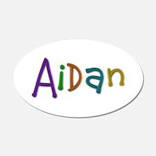 Aidan Play Clay Wall Decal