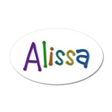 Alissa Play Clay Wall Decal