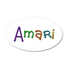 Amari Play Clay Wall Decal