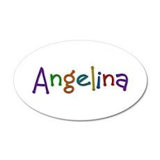 Angelina Play Clay Wall Decal
