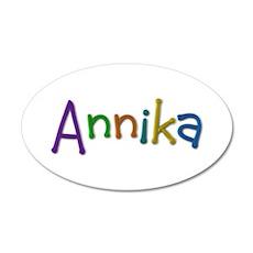 Annika Play Clay Wall Decal