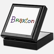 Braxton Play Clay Keepsake Box