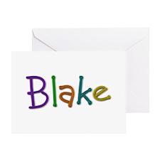 Blake Play Clay Greeting Card